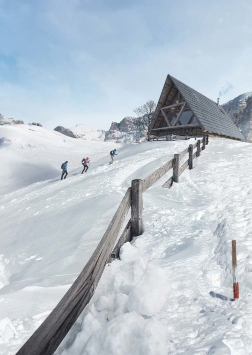 Mountain chalet in Cortina – Giovanni Cattani Architect – 2015