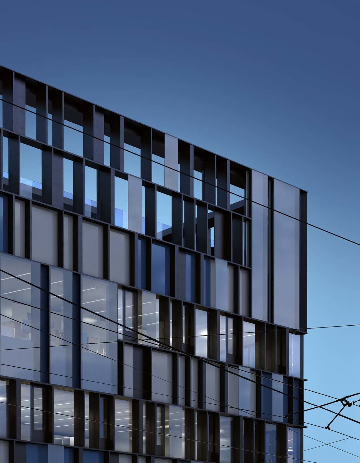 New headquarters Lavazza in Turin – Cza Cino Zucchi Architects, 2014