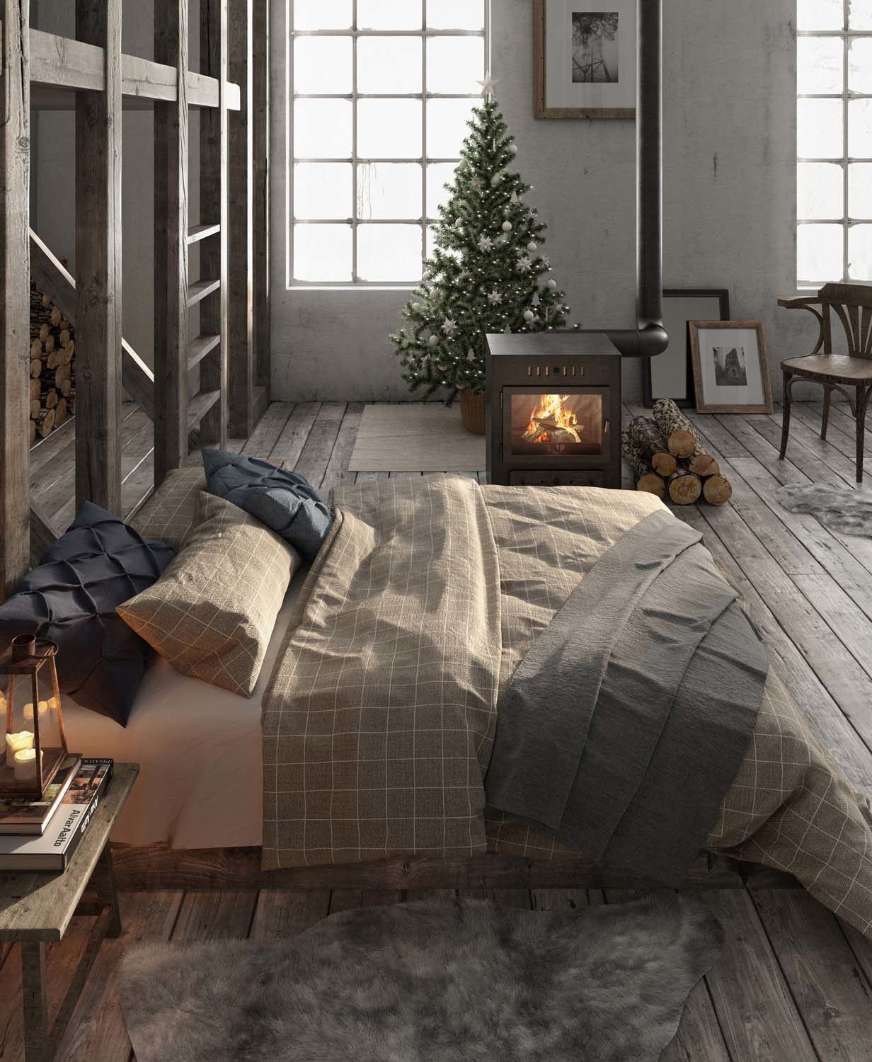 Christmas – Level Archiviz – 2015