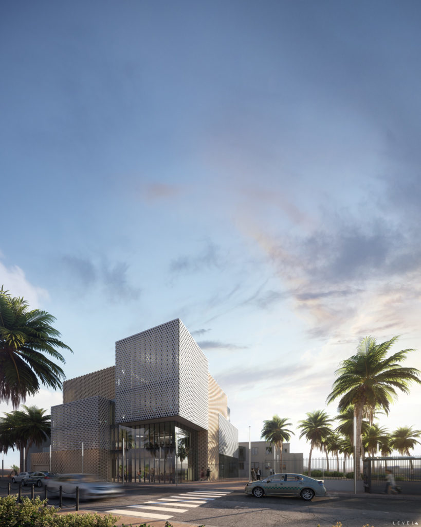 Urban agency of Casablanca in Morocco – AMA Andrea Maffei Architects, 2018