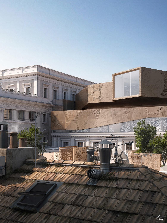Poligrafico zecca dello stato – 3TI Progetti, Dunamis Architettura, n!studio, 2019