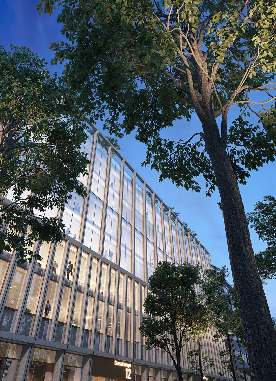 New headquarters in Milan, Italy – Genius loci architettura, 2019