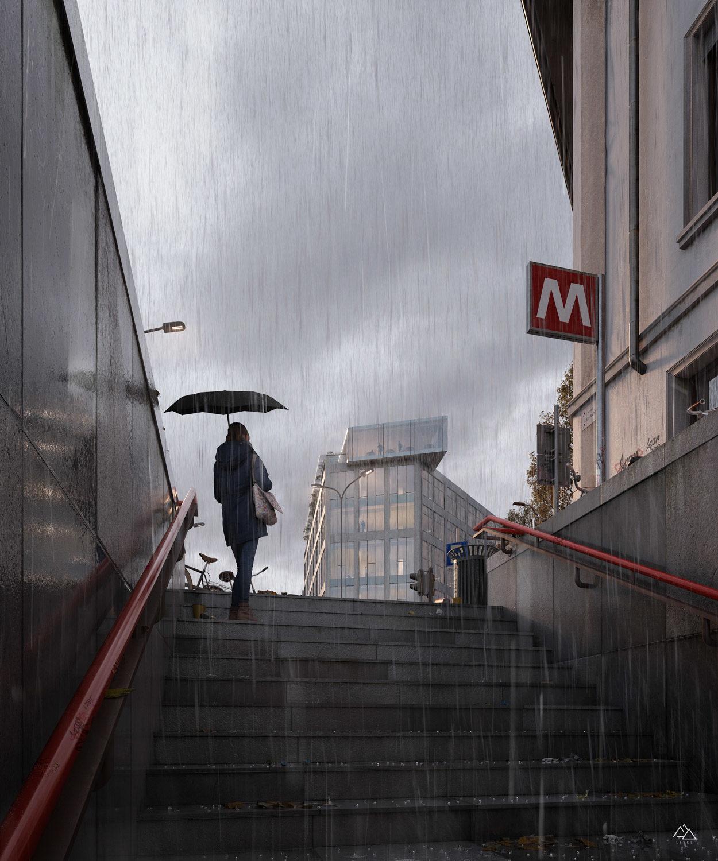 "The ""Magnet"" office building in Milan-REinterpretation-Genius Loci architettura, 2020"
