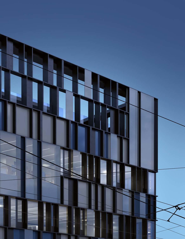 New headquarters Lavazza in Turin – Cza Cino Zucchi Architects, 2014