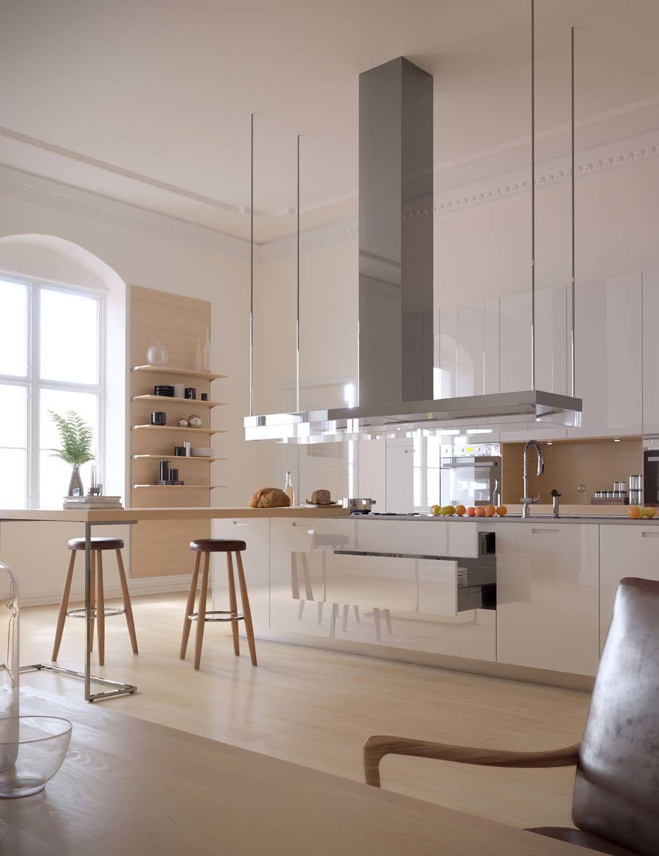 Poliform kitchen – Level Creative studio, 2016