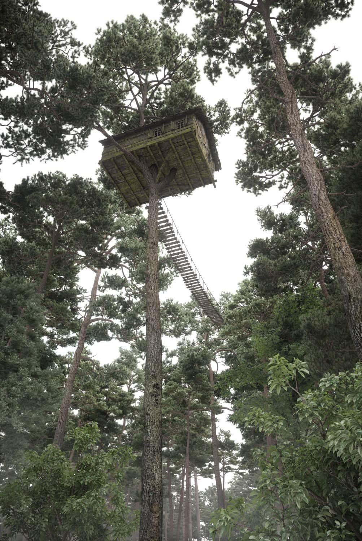 TreeHouse in Inkaterra – Level Creative studio, 2017
