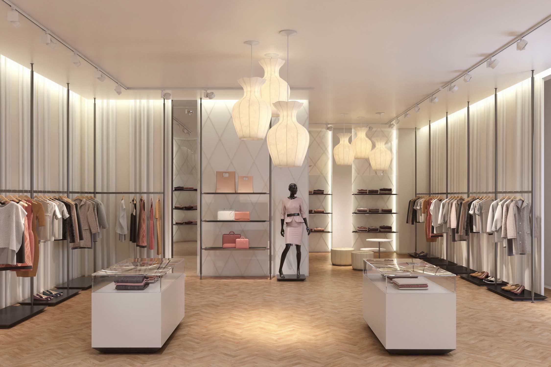 Twin Set store in Milan – P+P studio Ermanno Previdi Architects, 2017
