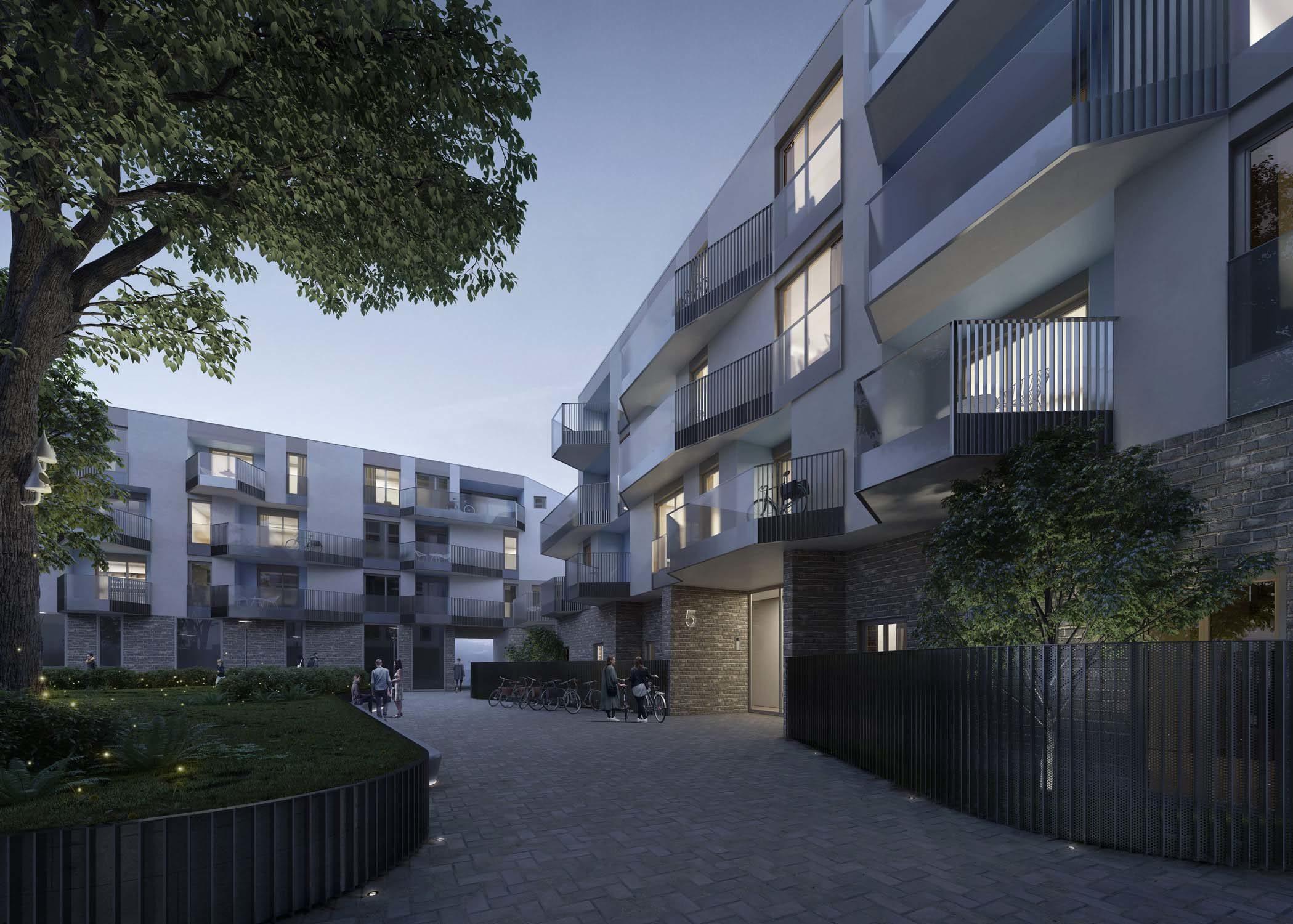 Via Valtorta Residentials in Milan – CZA Cino Zucchi Architects, 2016