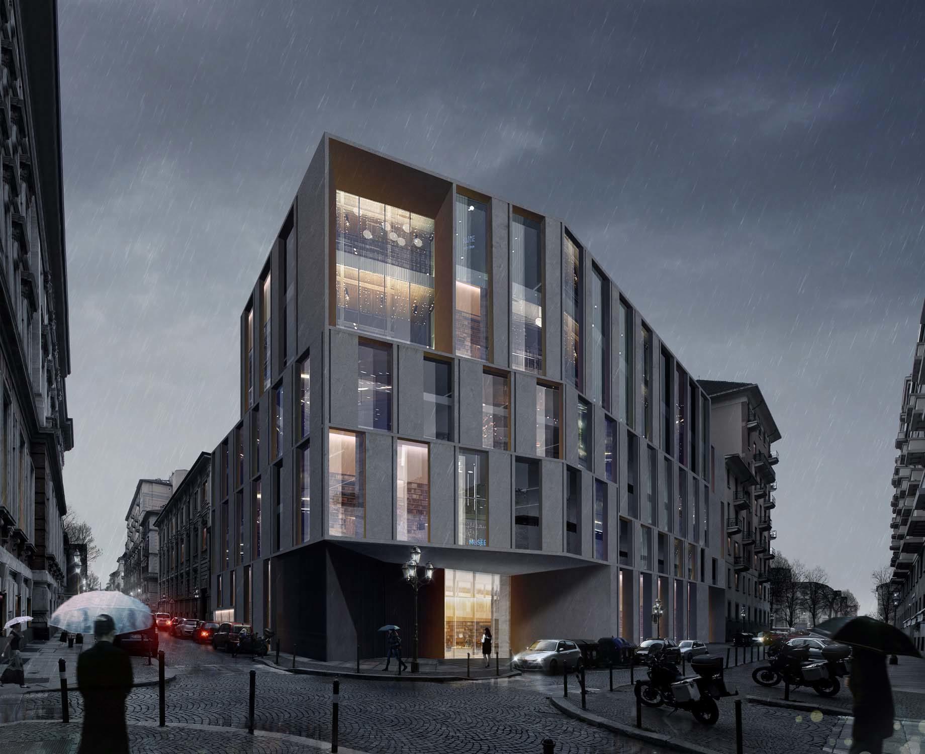 Reale Mutua offices in Turin – Iotti+Pavarani Architetti, 2013