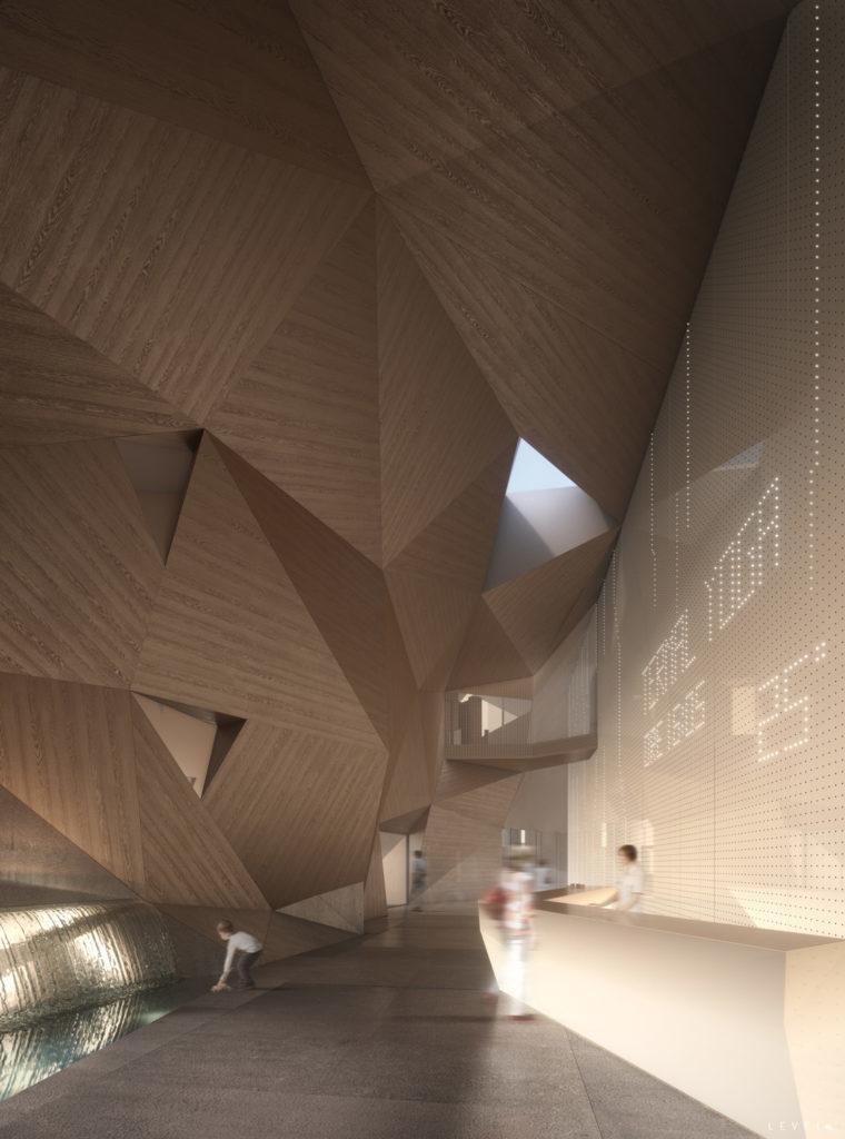 New thermae in Ponte di Legno – CZA Cino Zucchi Architects, 2017