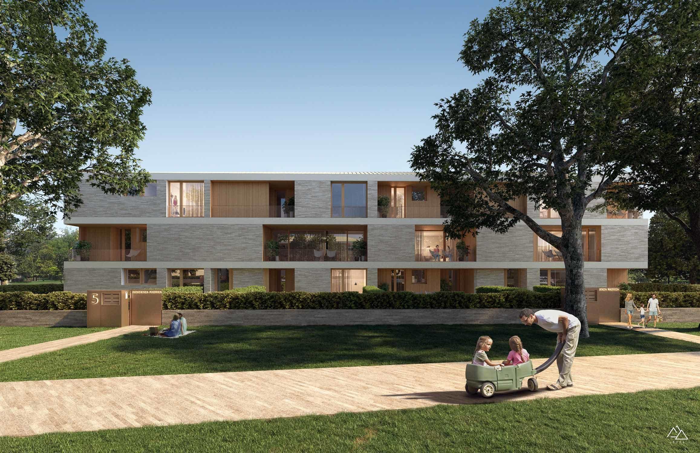 New Housing in Stezzano, Italy – Arw associates, 2020