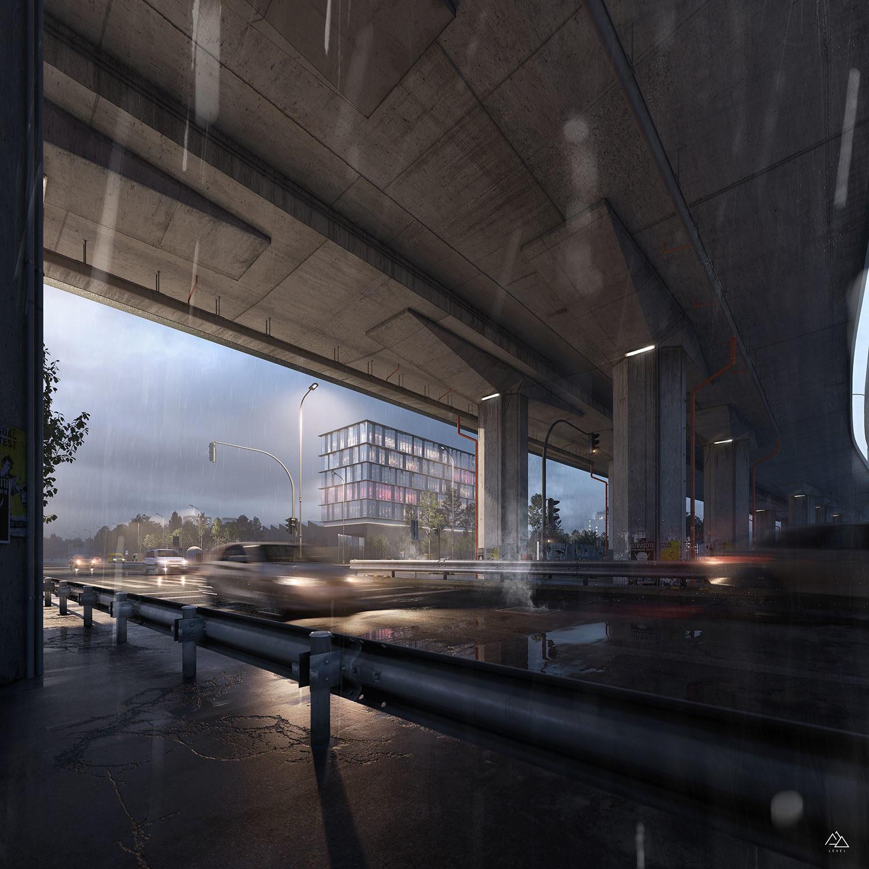 New office headquarters in Milan-Calzoni Architetti studio, 2019
