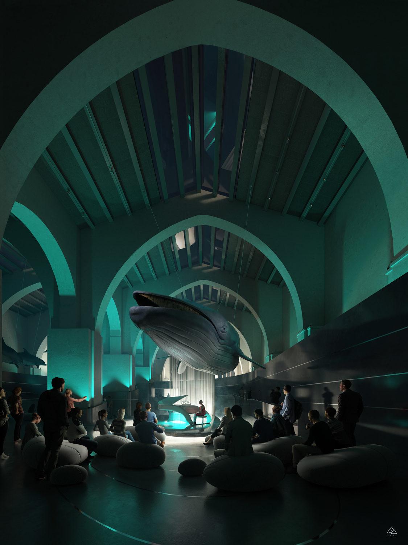 Santuario dei Cetacei – Up-a Uboldi Paolo architetti, 2020